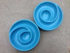 Set tapas schaaltjes blauw