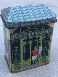 Blikje Café de Paris