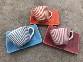 Set espresso kopjes Yves Rocher LBVYR