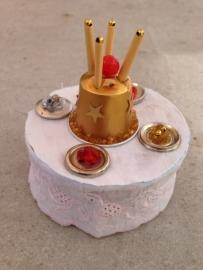 Voorbeelden van gemaakte knutselwerkjes