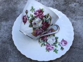 Koffiekopje bloemenmand Jaegerslo