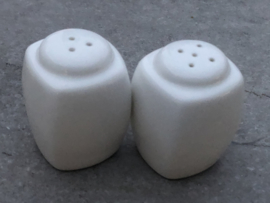 Peper en zoutstel wit Roma Intermezzo