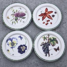 Onderzetters/petit fours bordjes JBS home collection