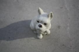 Beeldje hond Boxer