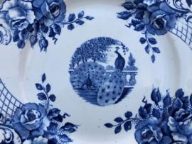 Bordjes Peacock Societe Ceramique Maestricht