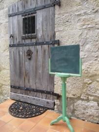 Antiek Frans schoolbordje