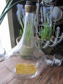 Franse brocante Armagnac fles