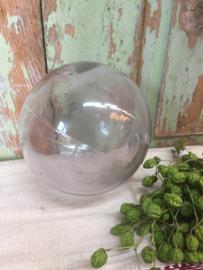 Oude Franse glazen drijver