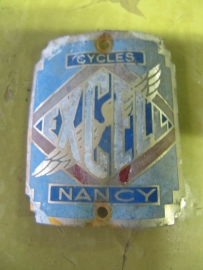 "Oud plaatje ""Cycles Nancy"""
