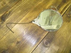 Oud rond spiegeltje