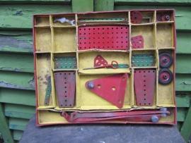 Oude mechano doos