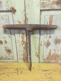 Oude houtboor