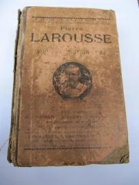 Oude Pierre Larousse geïllustreerd woordenboek