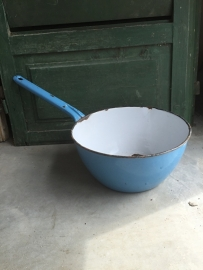 Brocante Franse steelpan