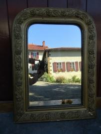 Franse brocante spiegel