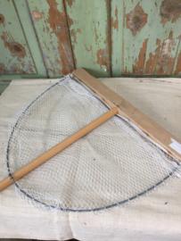 Gebruikt garnalen net