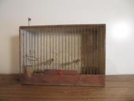 Oud Frans vogelkooitje