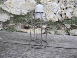 Antieke looplamp met Franse fitting