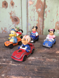 Oude auto Disney serie