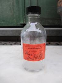 Frans medicijn flesje van 200 ml