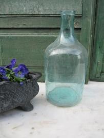 Antieke glazenflessen