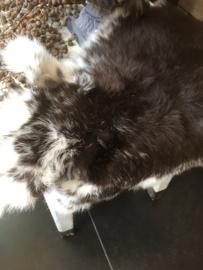 Zachte konijnenvacht vacht XL