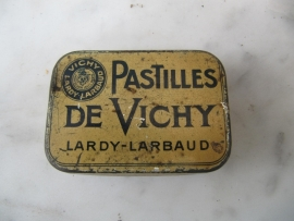 Blikje Pastille de Vichy