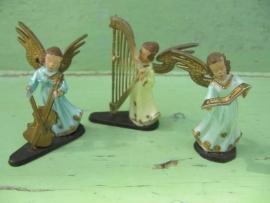 Set van 3 engeltjes