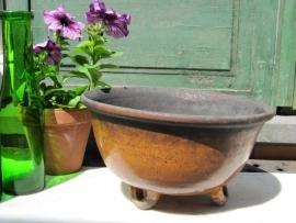 Antieke Franse aardewerk kom