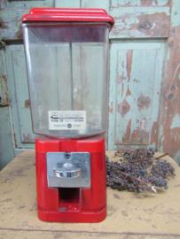 Vintage snoep automaat