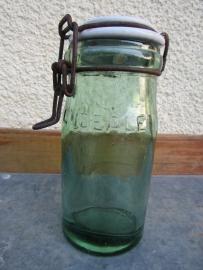 In maakpot 1/2 liter