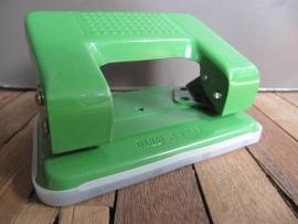 Perforator in groen