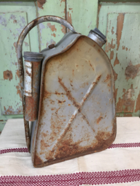 Oude Franse jerrycan