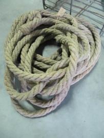 Lang dik touw
