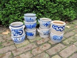 Keulse aardewerk pot ± 1/2 liter