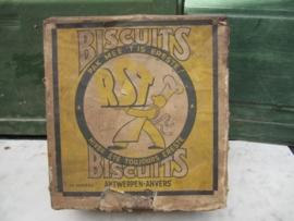 Ereste Biscuit koekblik.