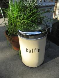 Brabantia koffie blik
