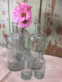 Oude fles 1 liter