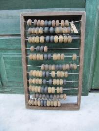 Hongaarse Abacus of telraam