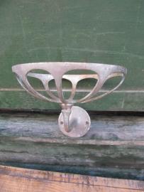 Antiek Frans zeepbakje metaal