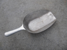 Aluminium meelschep