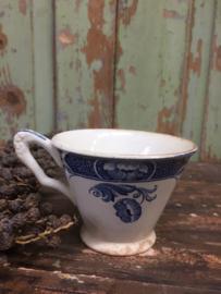 Oud kopje Societe ceramique Maestricht Butterfly