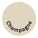 Lizzy Lee paint Krijtverf Champagne 1000 ml *