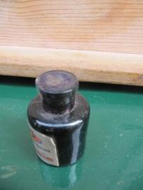 Frans oud inktflesje
