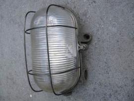 Oude kooilamp