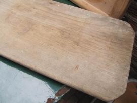 Oude Franse lange kaasplank
