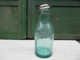 L'Idéale inmaakfles van 1.5 liter met porseleinen deksel