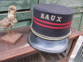 Brocante cap of the waterworks of Wallonia