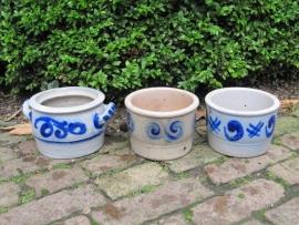 Keulse aardewerk pot ± 1 liter