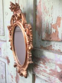 Brocant Frans spiegeltje